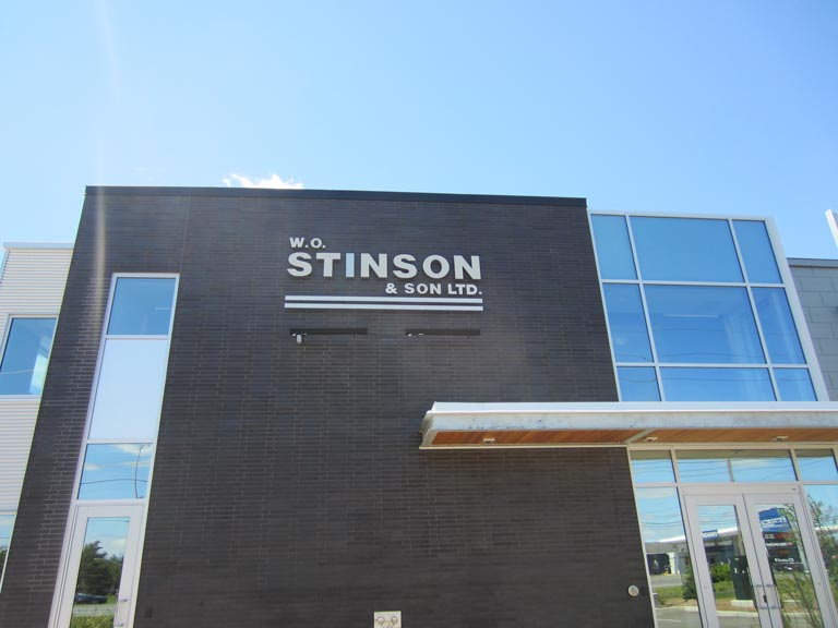 W.O. Stinson & Son Corporate Head Office